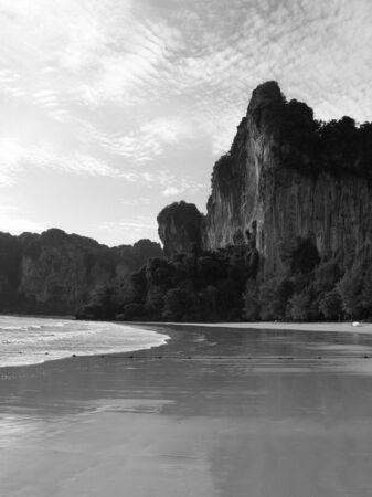 Krabi Black and White