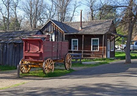 gold rush: Columbia State Historic Park, California Gold Rush Country