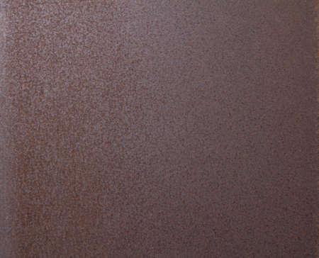 reddish: Old rusty  metal with heavy reddish rust Stock Photo