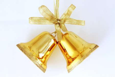 campanas navidad: Campanas de Navidad Foto de archivo