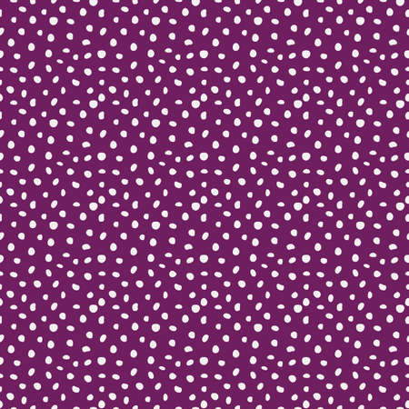 Vector seamless pattern with dots. 向量圖像