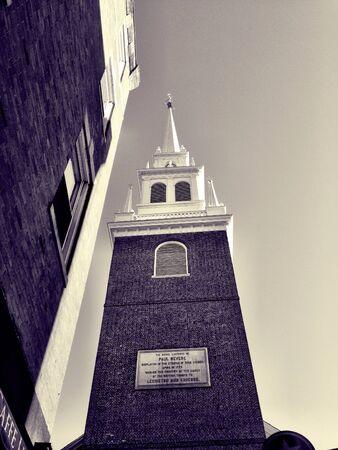Church in Boston