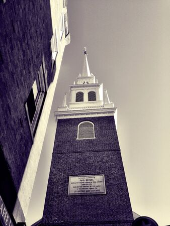 Church in Boston