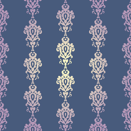 Vintage seamless pattern. Vector illustration