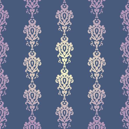 Vintage seamless pattern. Vector illustration Vector