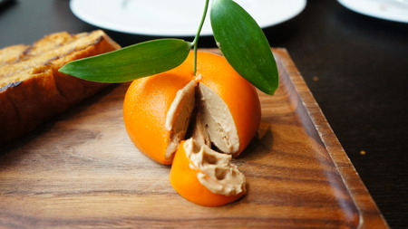 The Meat Fruit Stock Photo - 65203525