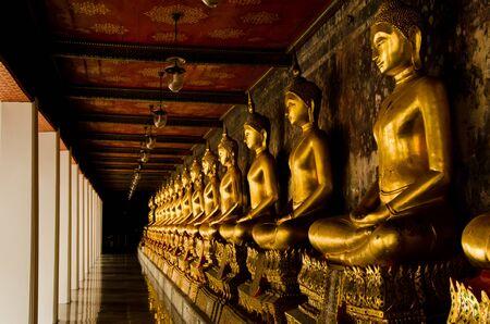 buddha status  Stock Photo