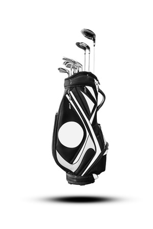 Golf clubs and Bag photo