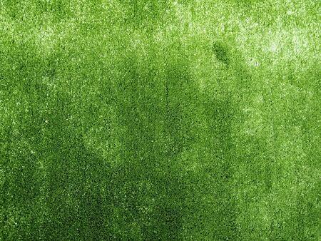 artificial green grass background Stockfoto
