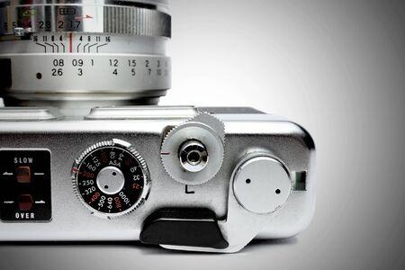 Vintage photo camera photo