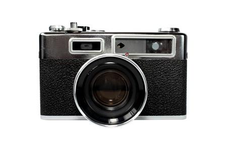 Vintage camera photo