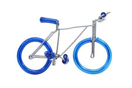 handle bars: bici Foto de archivo