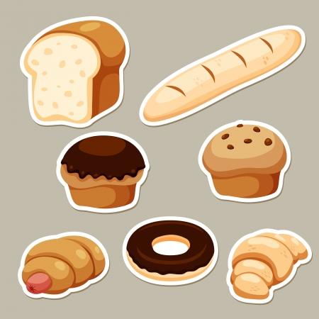 thresh: Breads set