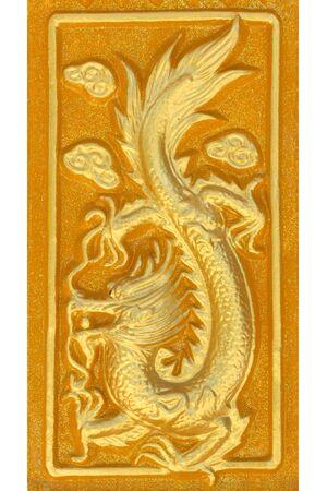 Dragon sculpture Stock Photo - 14496819