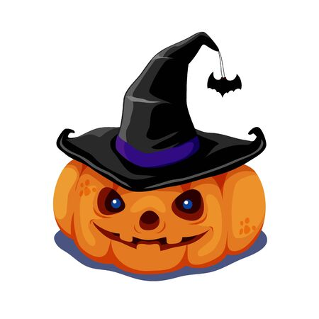halloween pumpkin Stock Vector - 14496888