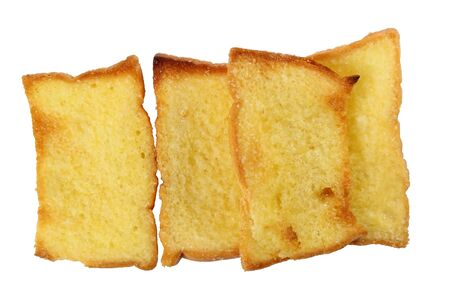 Toast butter bread Stock Photo - 14579836