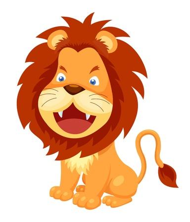 lion dessin: Lion Illustration