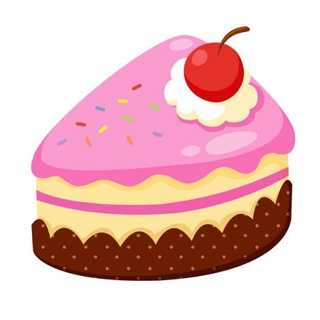 chocolate cakes: Strawberry Cake