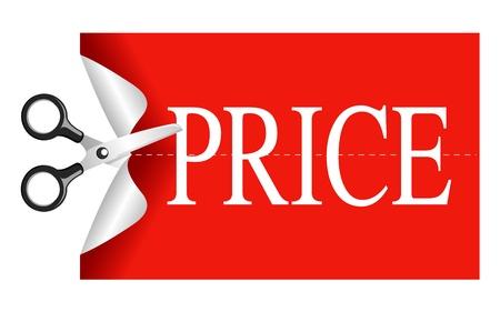 割引: はさみカッティング ステッカー価格