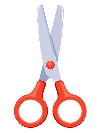Wektor nożyczki
