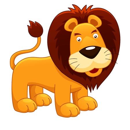 panthera: illustrazione di Lion