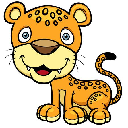 illustration of Jaguar Vector