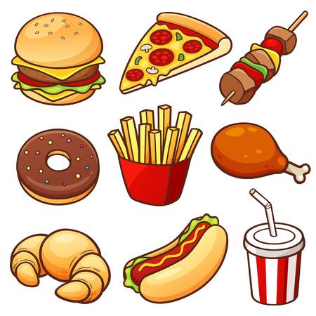 food: illustration of Food set