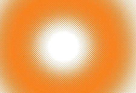 Halftone background. Vector background  Vector
