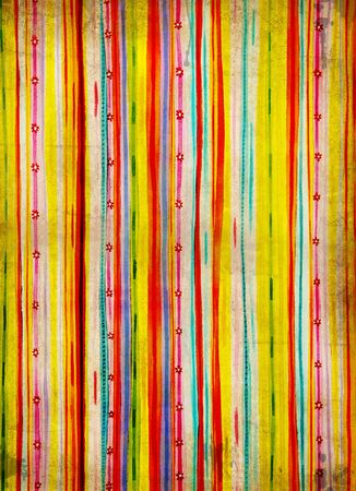 Old striped and colorful texture Stock Photo - 8240691