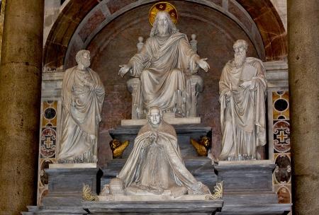bernini: St. Peters Basilica (Rome, Italy)