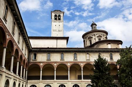 Museum of Leonardo da Vinci Italiy Milan
