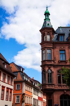 historical building: Historical Building, Heidelberg, Germany
