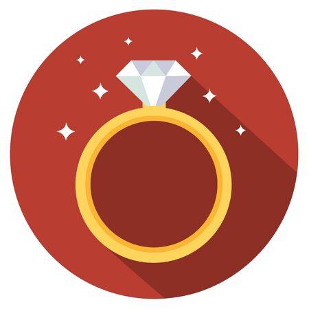 bague de fiancaille: Diamant ic�ne de bague de fian�ailles