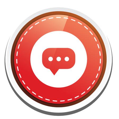 chat bubble icon: chat Bubble icon