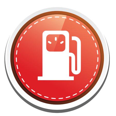 gasoline pump: gasoline pump icon