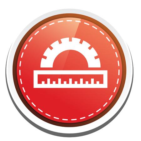 protractor: protractor icon