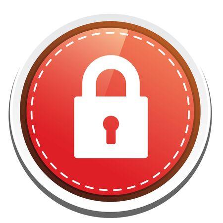 locked icon: locked icon