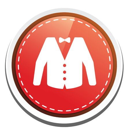 men in suits: men suits button icon