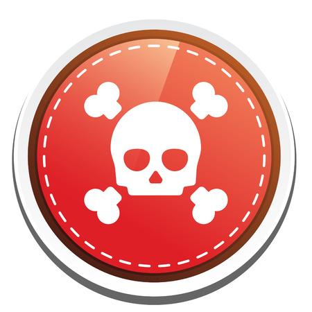 skull icon: skull icon