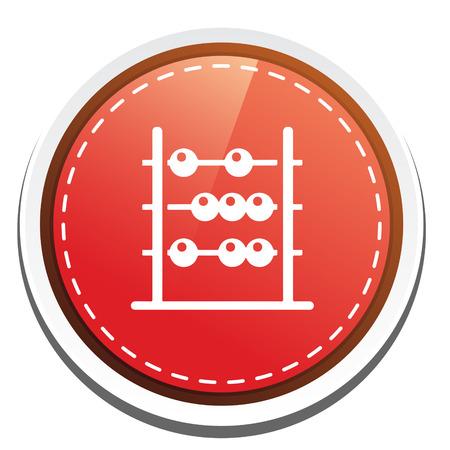 abaco: Abacus icono