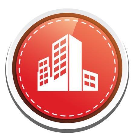 company building: company building button