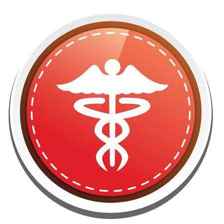 caduceus symbol: caduceus symbol