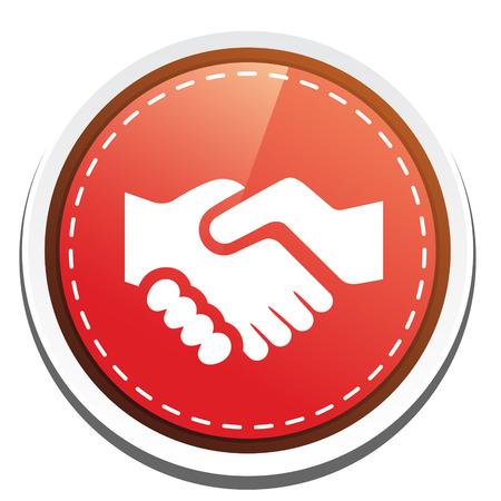 agreement icon Çizim