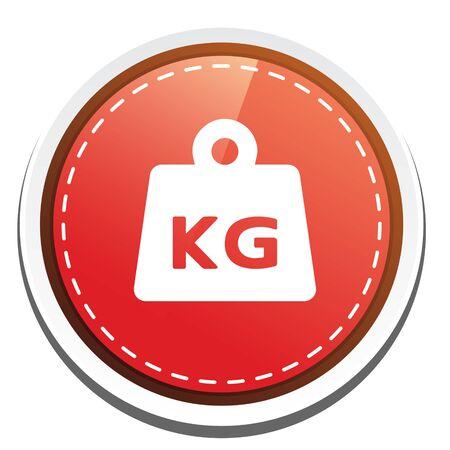 ton: kilogram simgesi