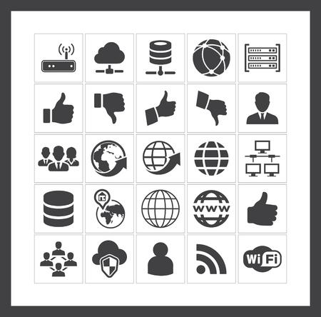 sheild: Network icons