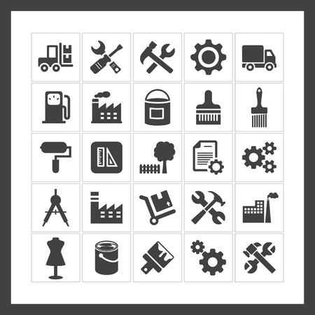 Industrie-Ikonen