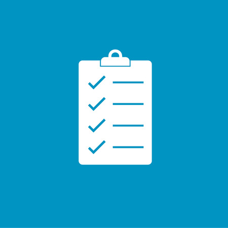 task: task manager note icon Illustration