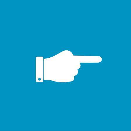 cursor: hand cursor icon