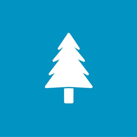 christmas icon: christmas trees  icon