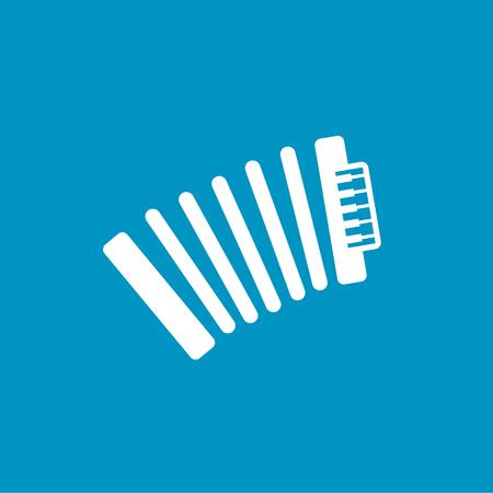 an accordion: acorde�n de botones Vectores